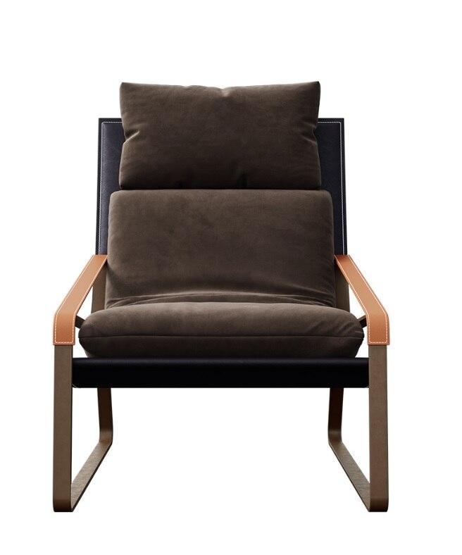 Egg Chair Stof.2 Stuks Pack Milan Ontwerp Lounge Stoel Met Hoge Rugleuning Stof