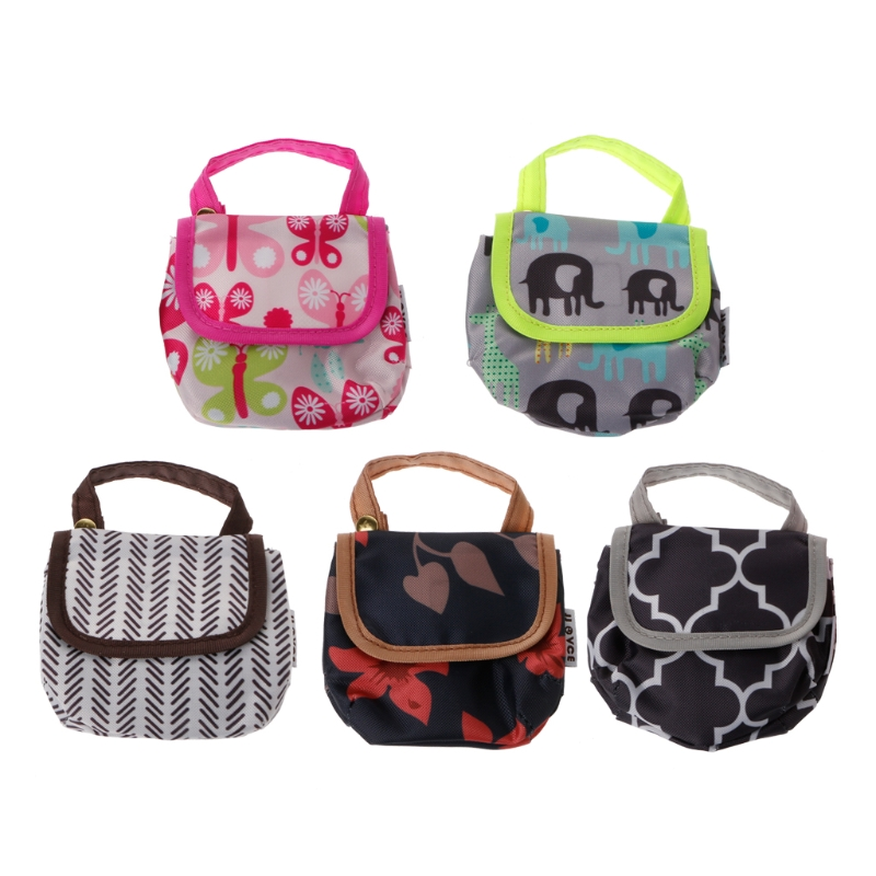 Us 1 7 20 Off Lovely Baby Pacifier Bag Soother Dummy Holder Case Storage Organizer Travel In From Mother Kids On