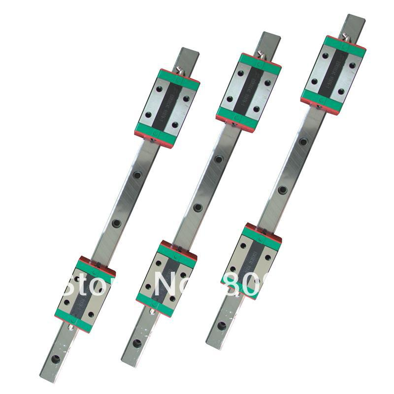 1750mm HIWIN EGR20 linear guide rail from taiwan free shipping to argentina 2 pcs hgr25 3000mm and hgw25c 4pcs hiwin from taiwan linear guide rail