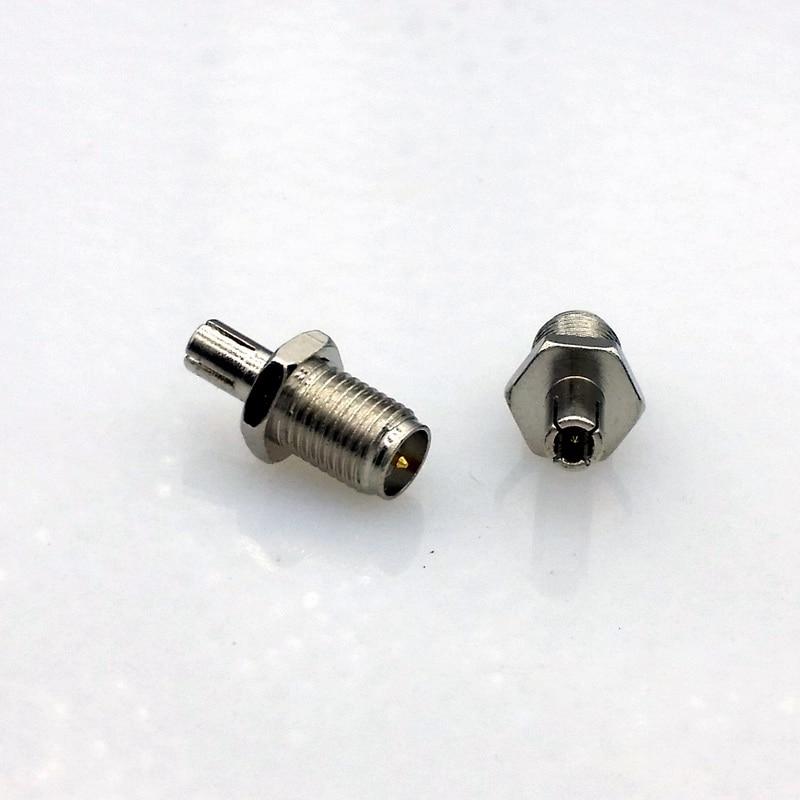 10pcs/lot SMA to TS9 Male RF Coax Adapter convertor SMA male Jack to TS9 Male Plug RF Coax Adapter sma male plug to ts9 female jack adapter rf antenna coax rg316 cable 6 15cm