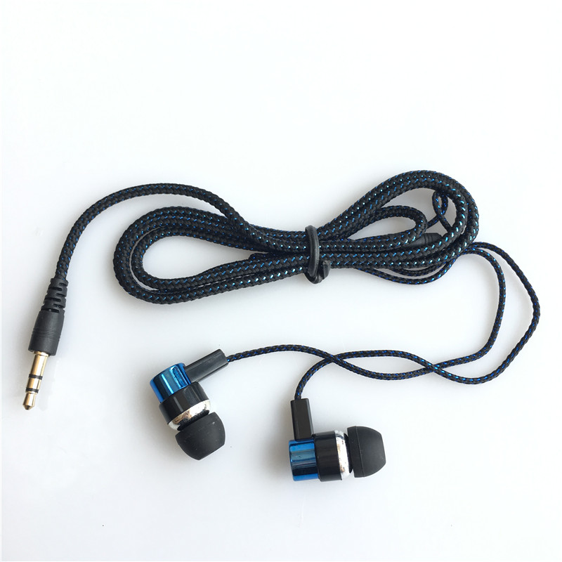 Earphone Noise Canceling Headset 2