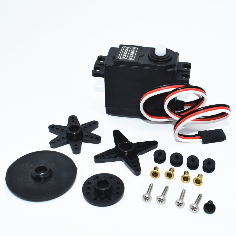 Hot Selling Servo Standard S3003 For Remote Control Toy Car Truck Helicopter Boat Toys