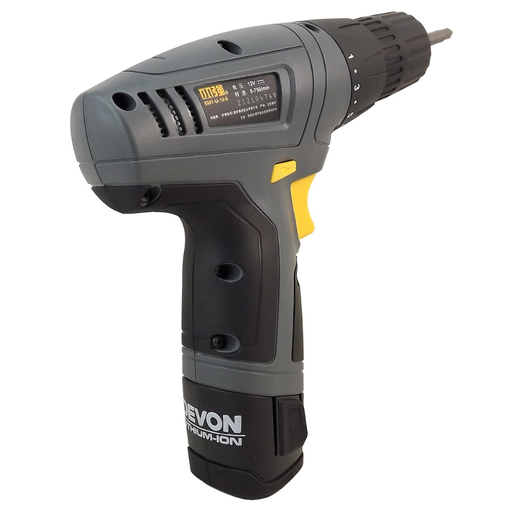 Li-ion battery charging electric drill/hand screwdriver drilling electric screwdriver Cordless drill
