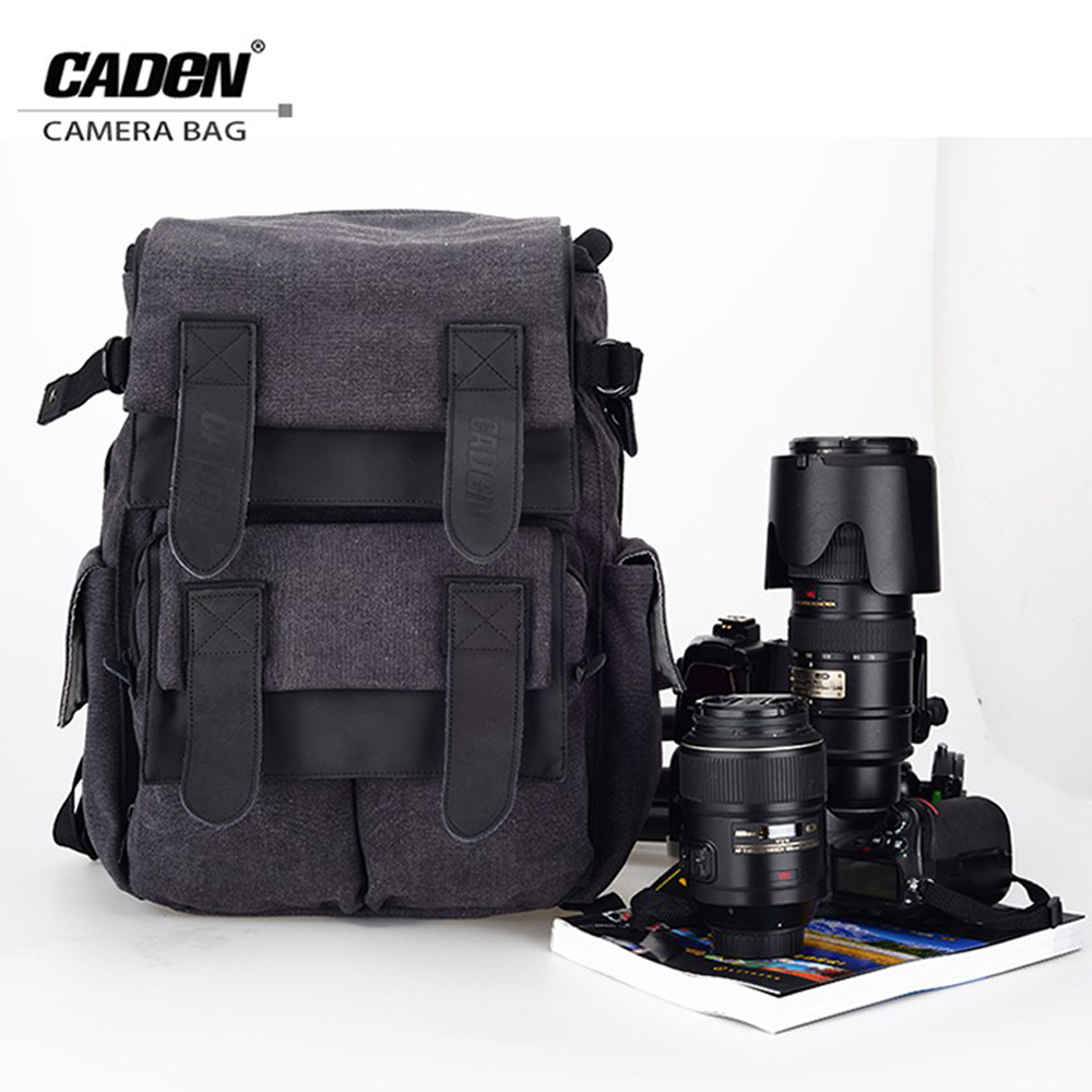 DSLR Camera Backpacks Bags Canvas Photo Video Portable Case Bag Packs font b Digital b font