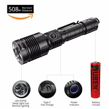WUBEN LED Flashlight Tactical Waterproof Rechargeable Torch CREE XHP35 LED With 18650 Battery Patroling Hiking Light T103 Pro nitecore ea42 1800lm cree xhp35 hd led 4 aa flashlight camping outdoor hiking cave rescue portable tactical torch free shipping