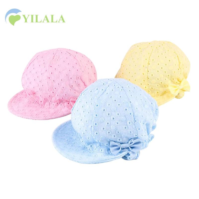الدانتيل الطفل قبعة للفتيات لطيف - ملابس للأطفال الرضع