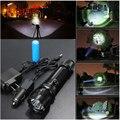 Высокое качество Водонепроницаемый 5 Режим 2200LM Лампы K8 XM-L2 T6 LED Фонари Факел Свет Лампы + 18650 + Зарядное зарядное устройство + Автомобильное Зарядное Устройство