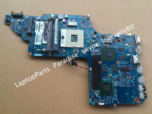 Free shipping For Hp Pavilion DV7 DV7T DV7-7000 motherboard 682000-001 Mainboard HM77 With GT630M/1G GPU