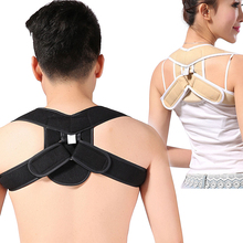 Orthosis Corset Back Posture Correction Shoulder Brace Upper Support Corrector