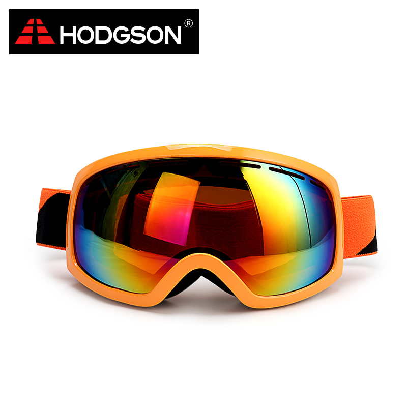 discount ski goggles mnt9  HODGSON 1020 Men Women Anti-Fog Snow Glasses Windproof Ski Snowboard Goggles  with Spherical Lens