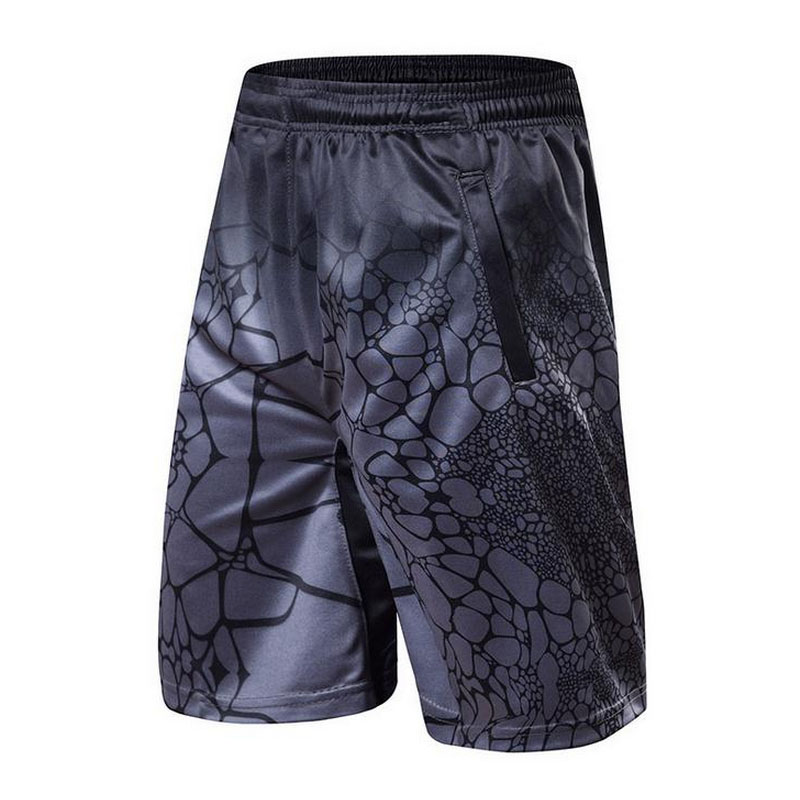 High quality 2019 Summer Active Breathable thin Elastic waist quick drying Knee length loose player loose elunshi shorts Men in Casual Shorts from Men 39 s Clothing