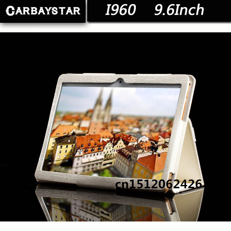 Factory wholesale 9.6 -inch tablet case CARBAYSTAR i960 Our special case T950 case I960 T950S T950 For Case