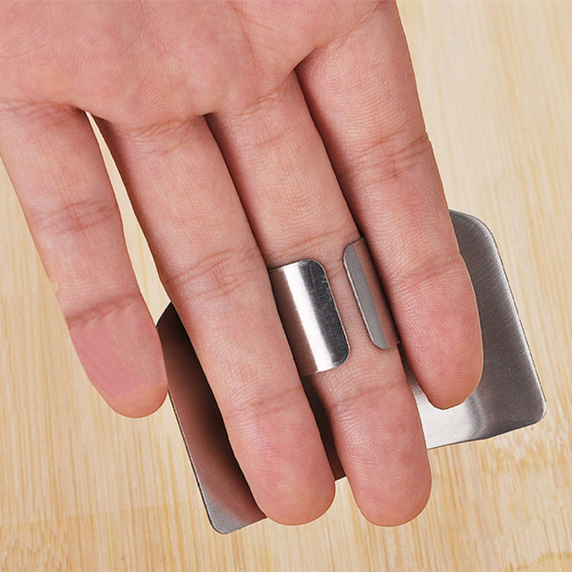 Knife Cutting Tools finger protection stainless steel