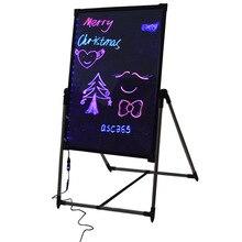 """Специальный мигающий, с подсветкой светодиодный сообщение пишущий знак доска меню 3"""" X 24"""""""