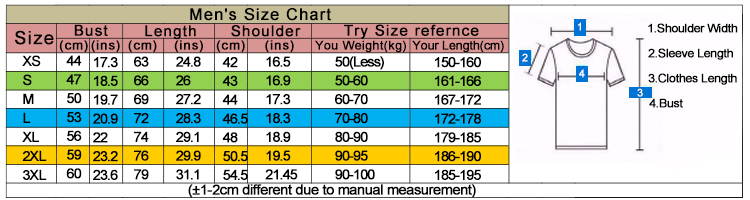 men Size -005