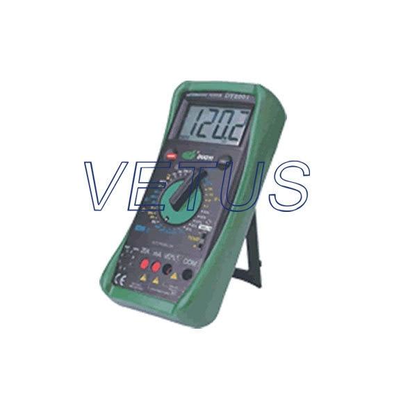 DY2201 ac dc 1000v automotive multimeter