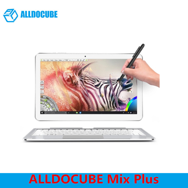ALLDOCUBE Mix Plus 2 dans 1 Tablet PC Windows 10 IPS Intel Kaby Lac Core M3-7Y30 Dual Core 1.61 ghz 4 gb 128 gb Bluetooth OTG
