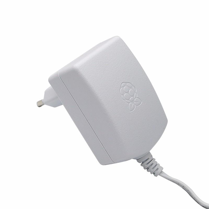 06New-Official-Raspberry-Pi-3-Model-B-Power-Supply-5-1V-2-5A-Micro-USB-Power