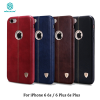 Nillkin Englon Series Leather Cover Case For IPhone 6 6s Vintage PU Leather Case For IPhone