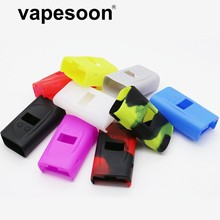 10pcs Colorful Protective Sleeve Cover Skin Silicone Case Silicon Cases for Sigelei kaos 214 Spectrum 230w Box Mod