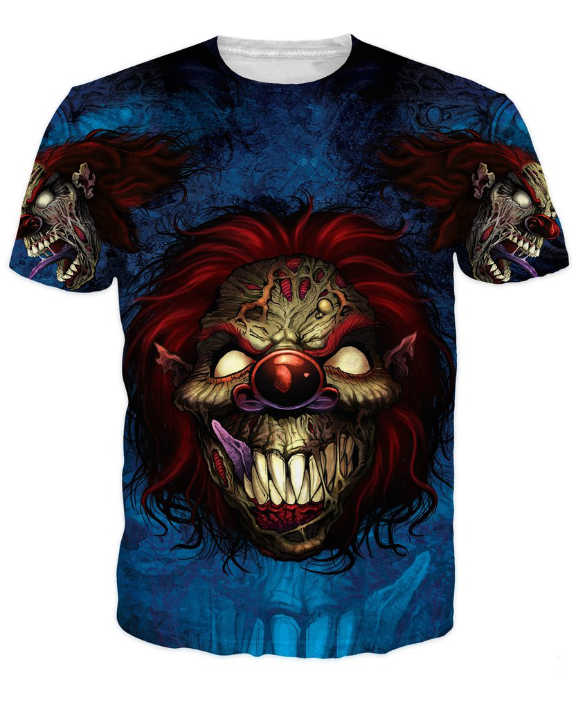 online get cheap shirt clown print aliexpress com alibaba group