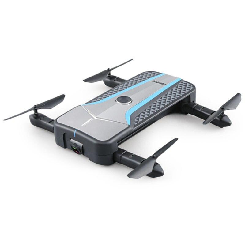 JJRC H62 SPLENDOR WIFI FPV Selfie Drone With 720P Camera Optical Flow Positioning Mini Foldable RC Quadcopter jjrc h62 rc drone with camera wifi fpv selfie drone mini quadcopter cool flying rc drones with camera auto follow me mini dron