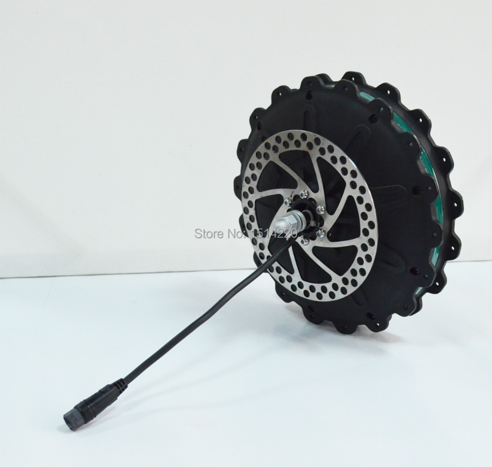 45Kph 4.9Kg Powerful 48V 500W brushless direct drive rear cassette hub motor for electric bike&electric bicycle
