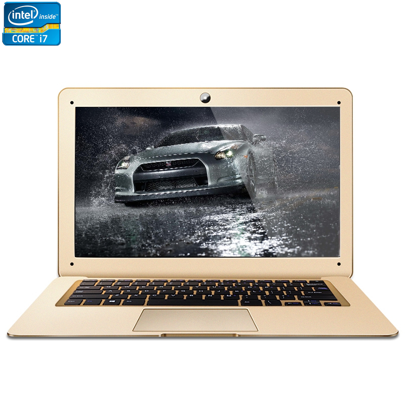 ZEUSLAP A8 Plus Intel Core i7 CPU 14inch 8GB 120GB 500GB Dual Disks Windows 7 10