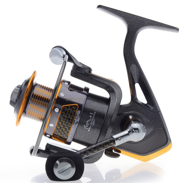 WIth Gift Send Plastic Spare Spool Today High Speed Long Cast Carbon Spinning Fishing Reel Gear Carp-reels DR2000 DR3000 DR4000