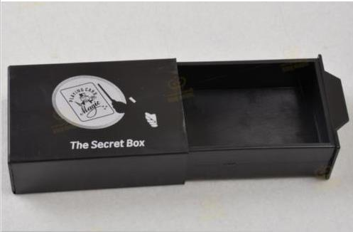 Pack of 2 The Secret Box Best Magic Tricks for Kids Magic Toys Street Close up professional magicians mentalism illusion