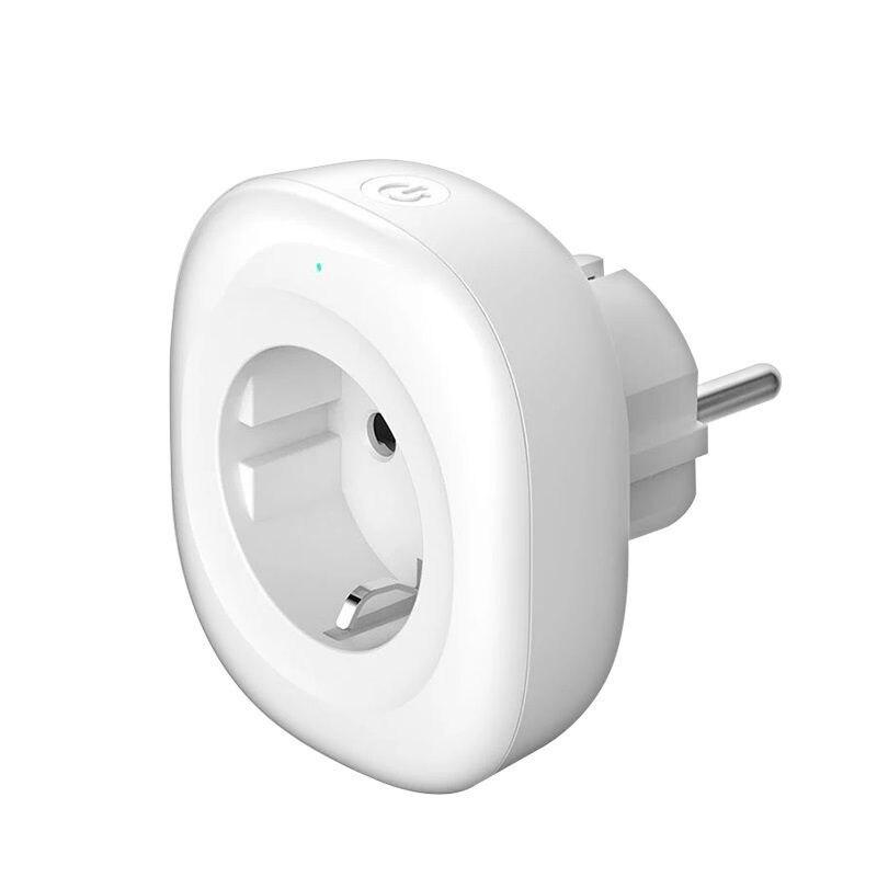 Tuya Graffiti Smart Plug Alexa/Google Voice Timing European Wifi Socket