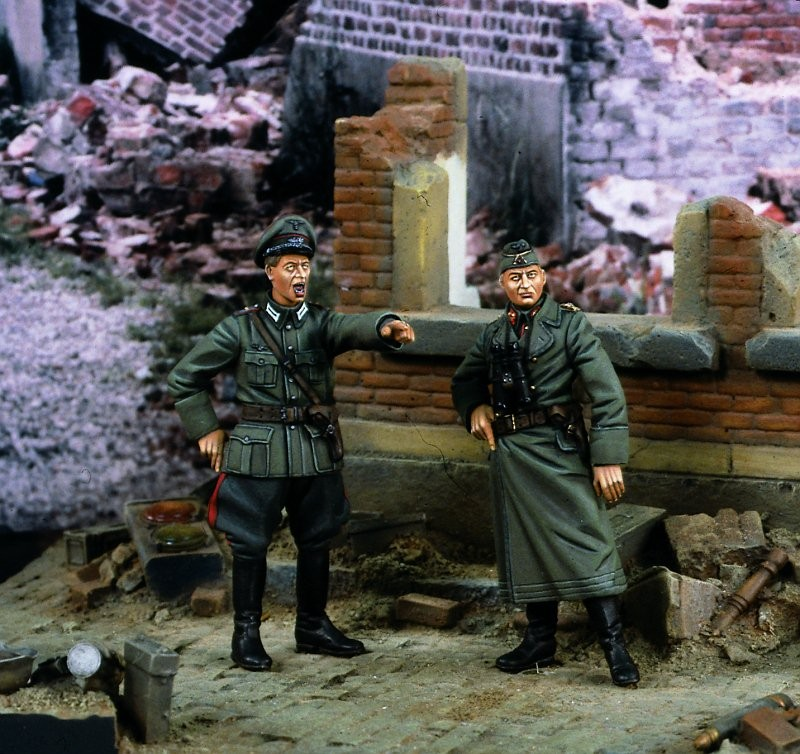1:35    Top Brass German Officers WWII