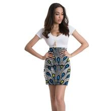 African clothing women print skirts Ankara fashion outfit customized wedding skirt female dashiki