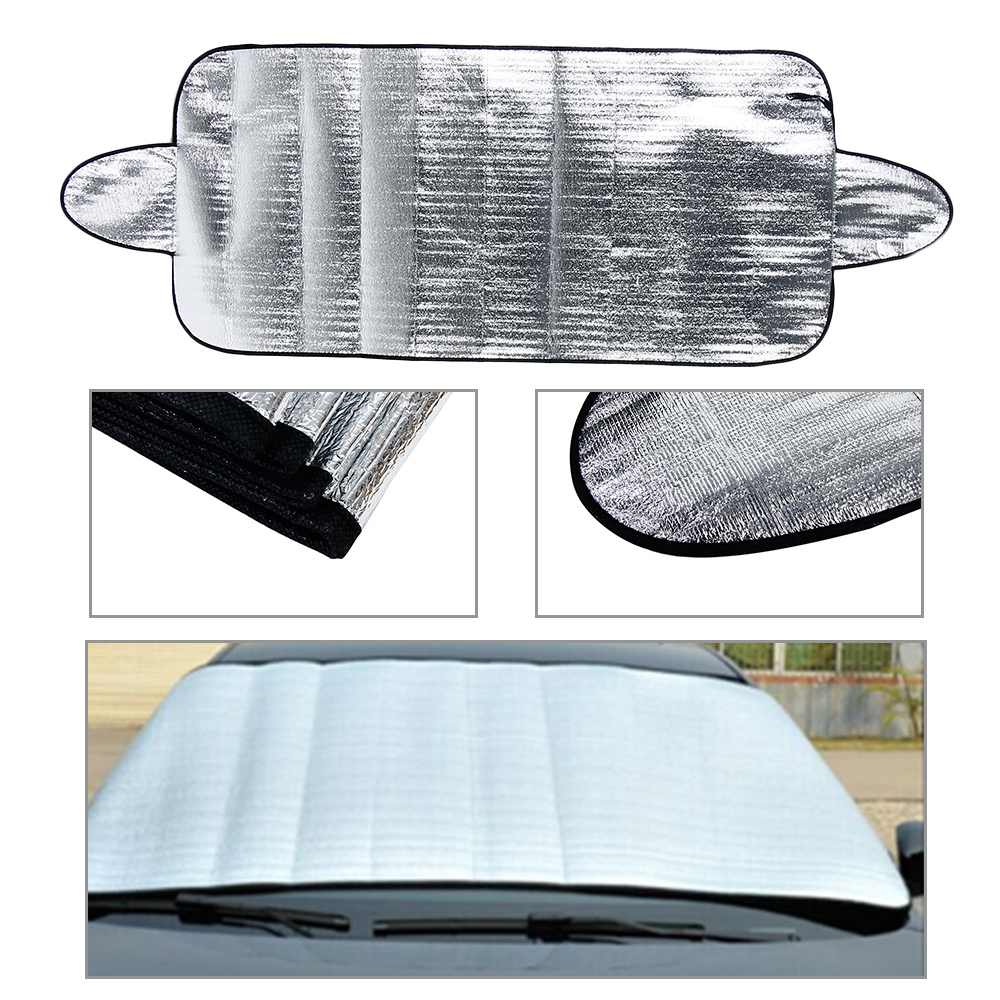Hand Tool Sets 70cm Car Windshield Protector Anti Snow Frost Ice Dust Shield Sun Shade Cover Hand Tools Diplomatic 1pc 150 Tools