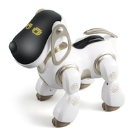 Educational Learning Robot Dog Toy Remote Control Rc Robot Dog Toy Simulation Singing Speaking Dancing Play with Children