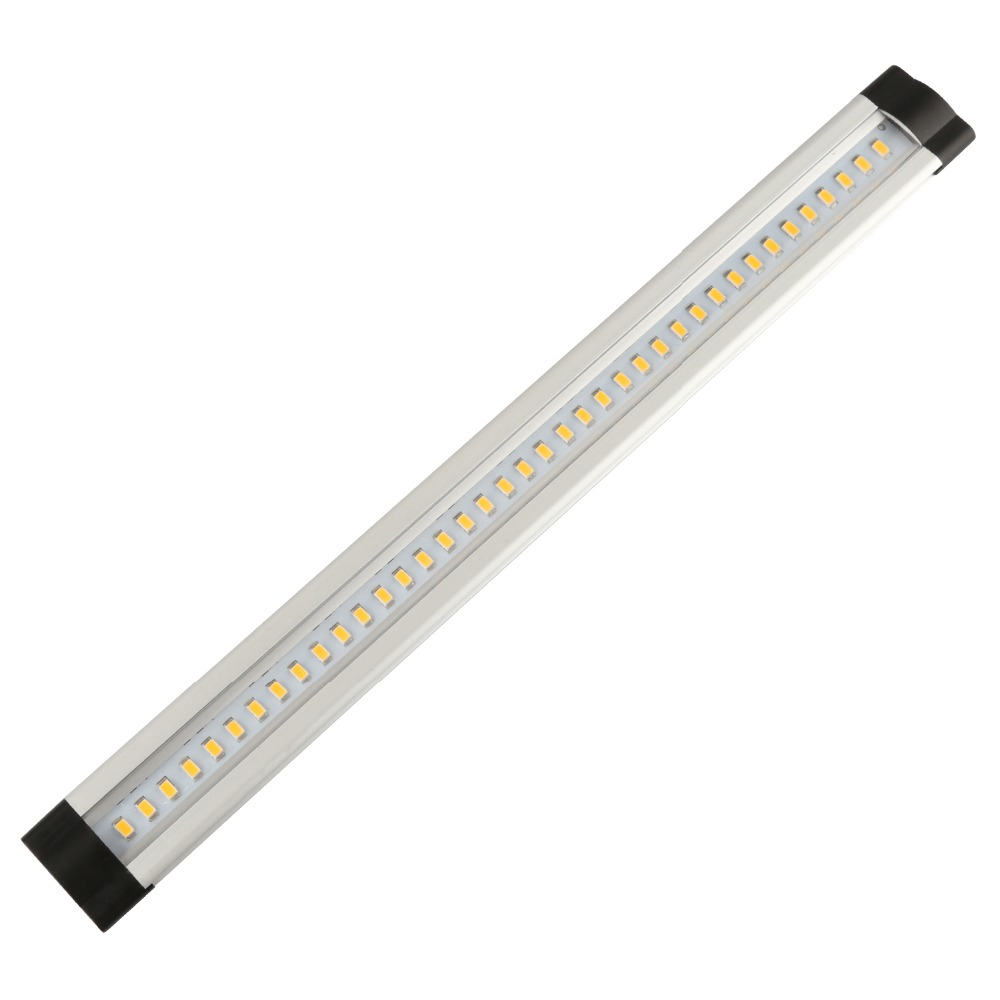 DMXY LED Bar Light Seamless Connecting Rigid LED Strip smd2835 LED Kitchen Light Under Cabinet Closet Sink dimming 12W PC cover
