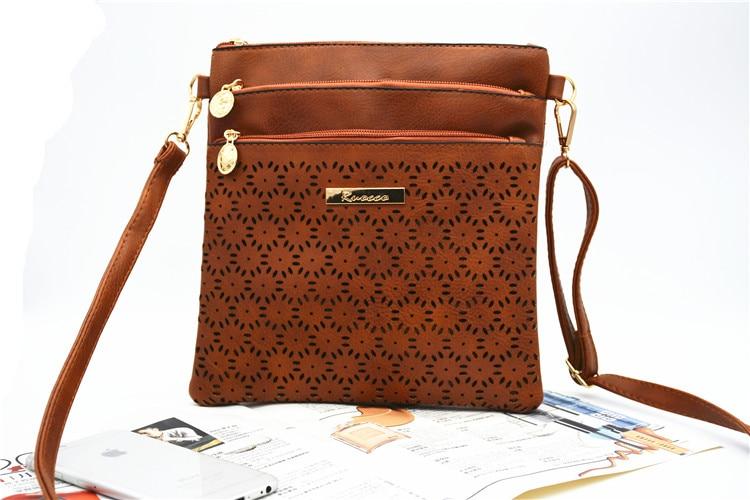 New fashion shoulder bags handbags women messenger bag crossbody women clutch purse bolsas femininas Ruocco-9001