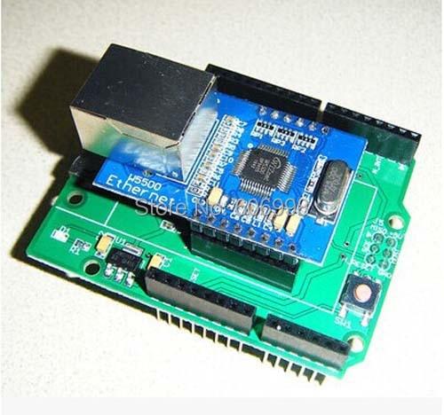 W5500 Ethernet Development Board