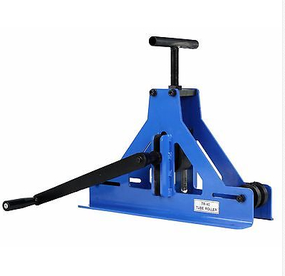 roller bender machine
