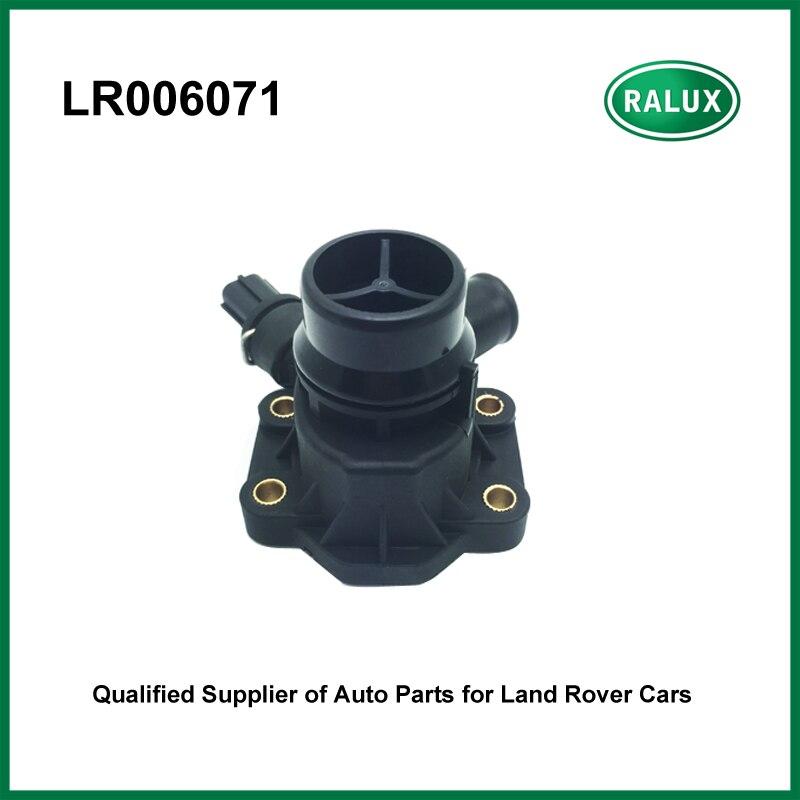 df9df4c2afe29 LR006071 için yüksek kaliteli oto 3.2L benzin termostat Freelander 2  2006-araba motor yedek parçaları çin tedarikçisi ucuz ile fiyat
