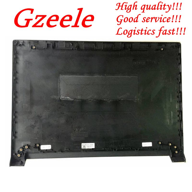 GZEELE new Laptop Screen Shell Top Lid LCD Rear Cover Back Case for <font><b>Lenovo</b></font> <font><b>V310</b></font>-14ISK <font><b>V310</b></font>-14 <font><b>V310</b></font>-14ikb 3ELV6LCLV00 BLACK image