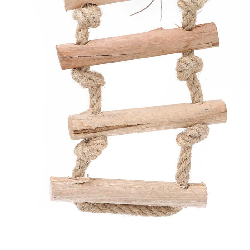 Новый креативный ручной работы кокосовое гнездо в скорлупе Птичий дом натуральный и безопасный открытый Птичье гнездо с лестницей украшения птичья клетка
