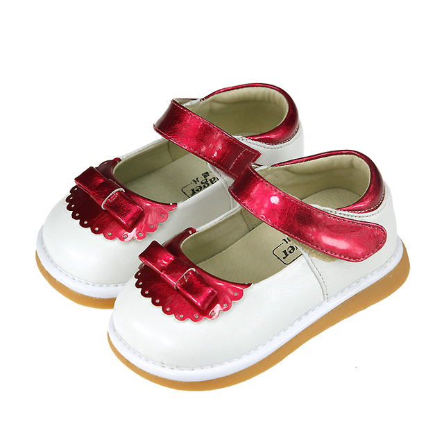 Botas de Cuero suave Zapatos de Bebé de Polo Botines Calzado Infantil de La Muchacha Primeros Caminante del Niño Del Bebé Mocasines Artículos Slofjes 503027