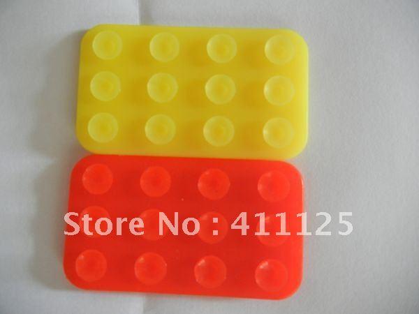 Красочные Sucker присоски держатель Многие используют 2000 шт. DHL, EMS, FedEx