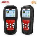 High Quality Ancel AD510 OBD2 Auto Scanner Diagnostic Tool Erase Trouble Codes Read Live Data Engine Analyzer Automotive Scanner