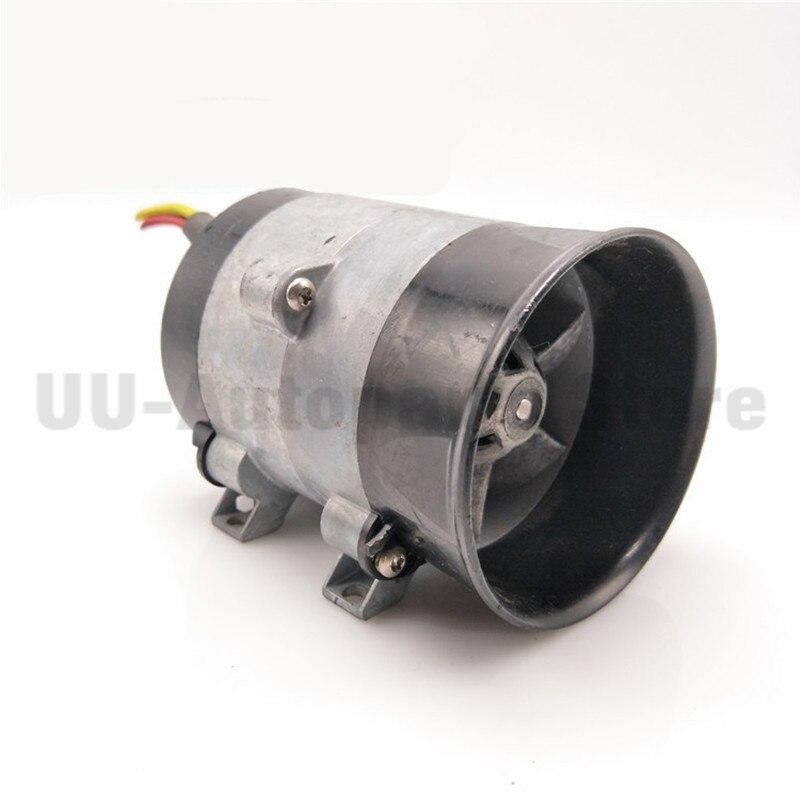 Voiture universelle Turbine électrique puissance Turbo chargeur Tan Boost ventilateur d'admission d'air 12V - 4
