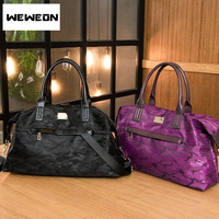 Portable Large Capacity Waterproof Fitness Gym Bag Men Women Oxford Cloth Travel Handbags Sport Crossbody Bag