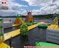 Пользовательские Огромный Взрослых Или Детей Надувной Аквапарк На Океан И Озеро Использования