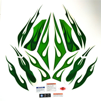 For Kawasaki NinjaZX14R Years 2012 2013 Whole Vehicle Decal Sticker Motorcycle High Quality MOTO Styling Sticker