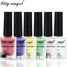 Lily angel 2019 Newest 15ml 1pc Anti-overflow Glue Nail Repair Cream Polish Gel Art Manicure Edge Protection